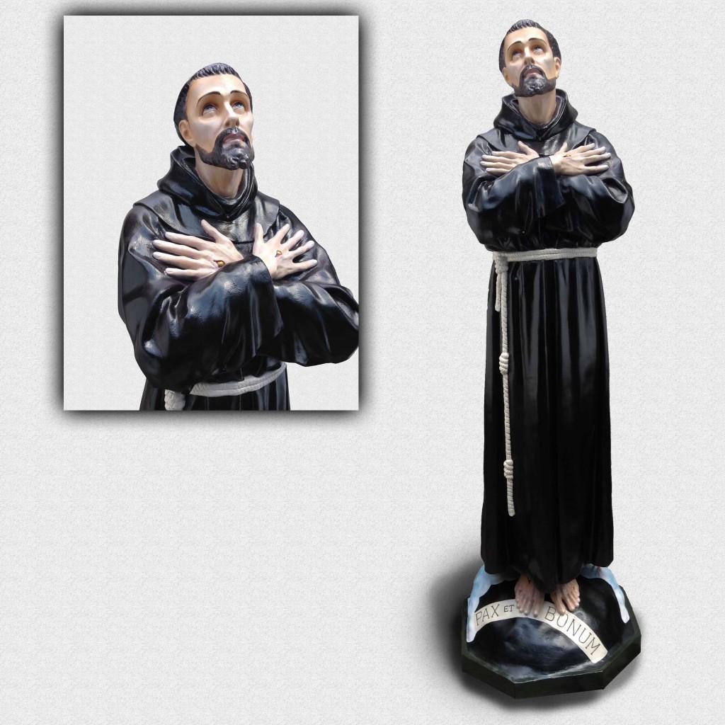 PT 039A-Patung Fransiskus -Besar