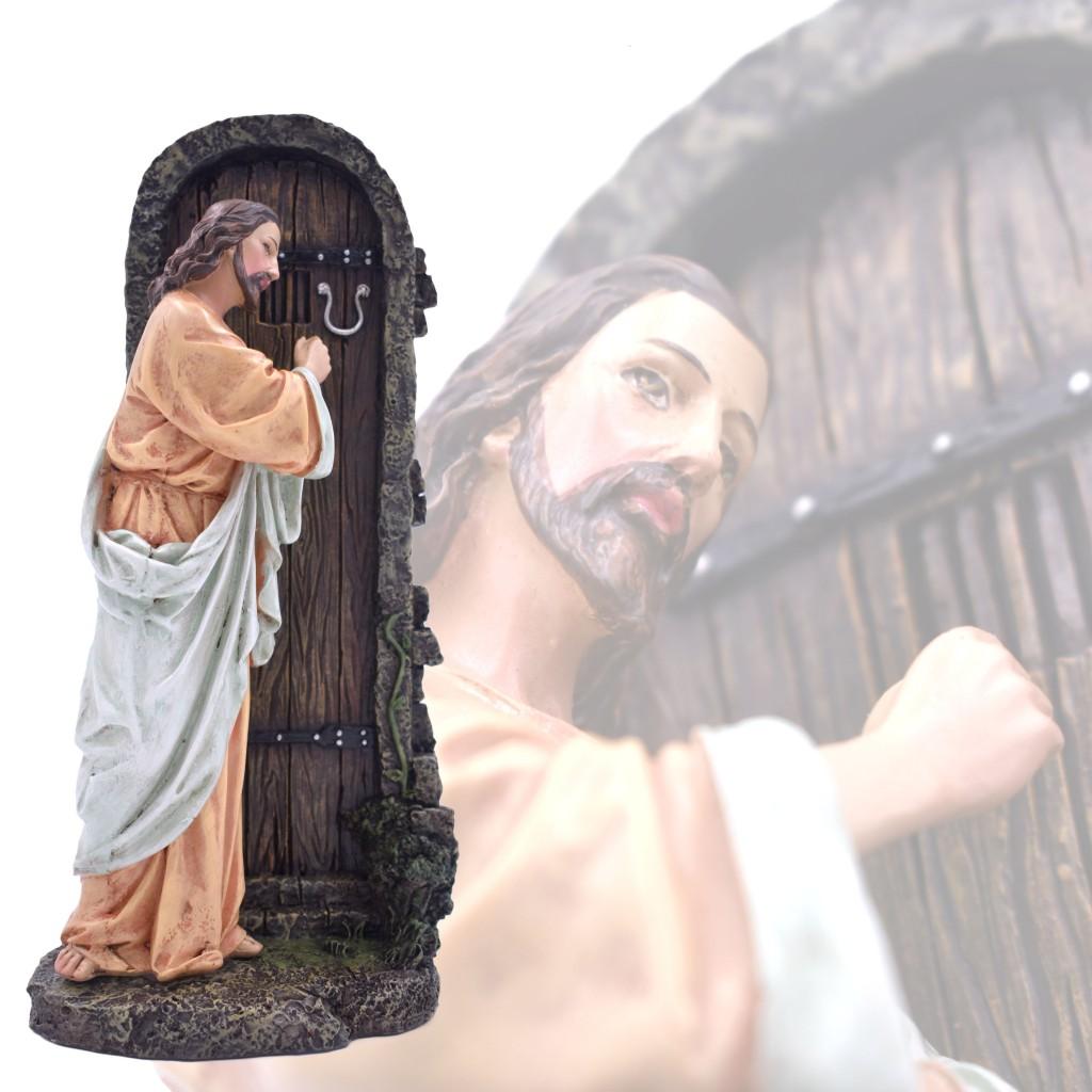 PT 038 - PATUNG YESUS MENGETUK PINTU
