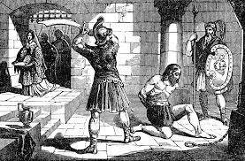 Yohanes pembabtis dipenggal