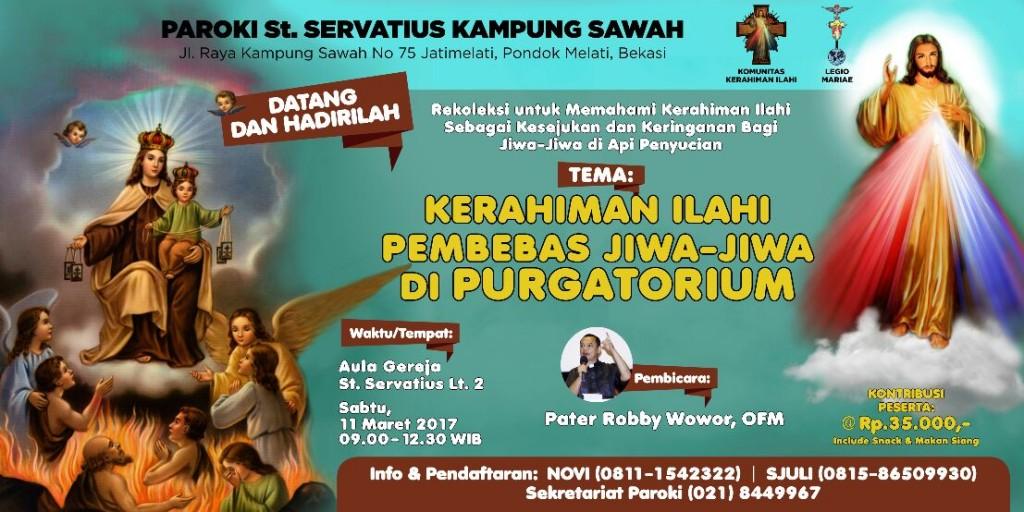 Paroki Kampung Sawah-Kerahiman Ilahi