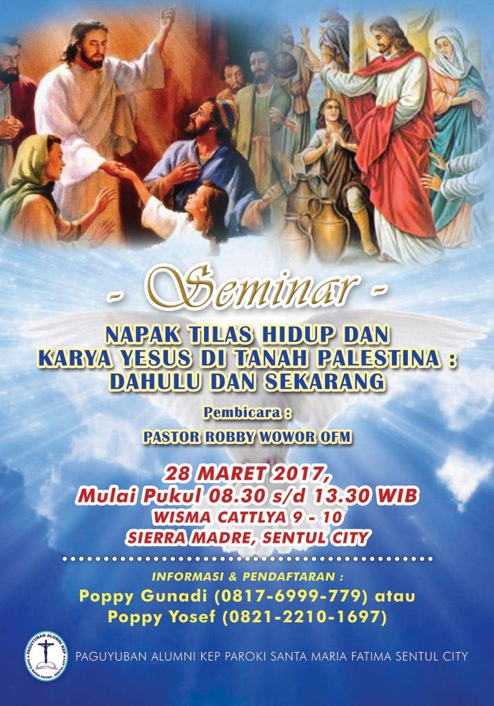 Seminar 28 Maret