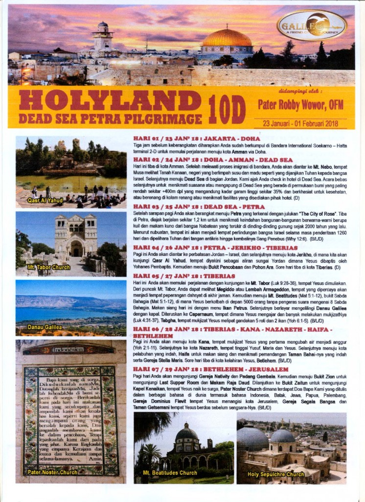 Galileo- Holyland 10D - Jan-Feb2018-1