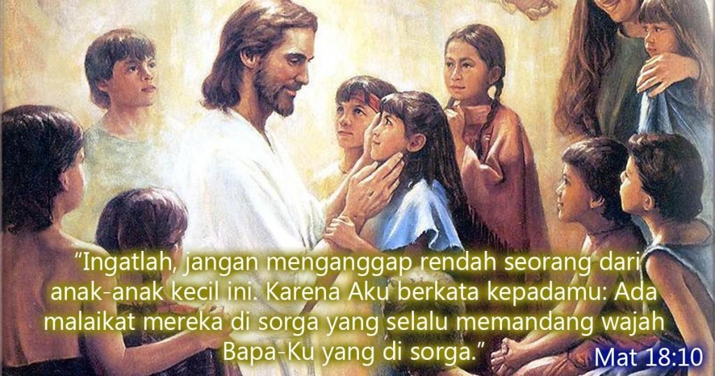Anak-anak dan Yesus