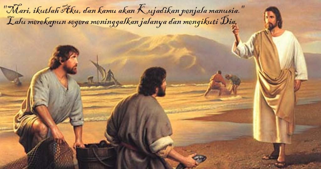panggilan Yesus