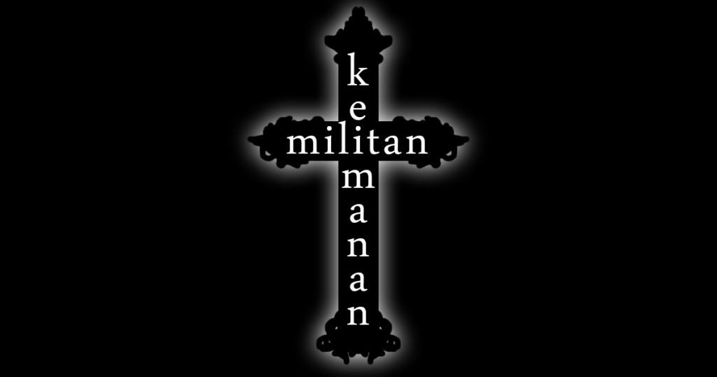 keimanan militan