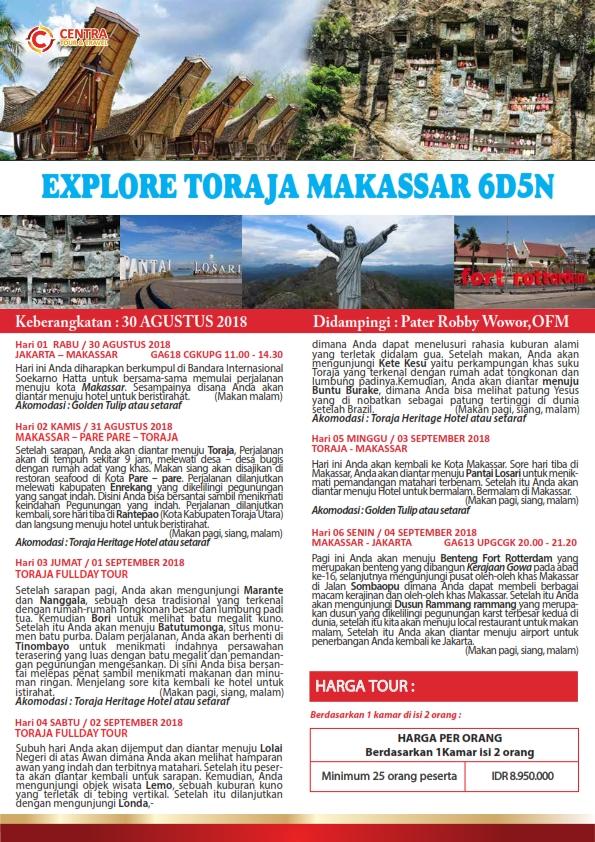3. EXPLORE TORAJA MAKASSAR 6D5N 25Orang Rev_001