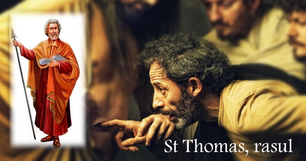 St Thomas rasul