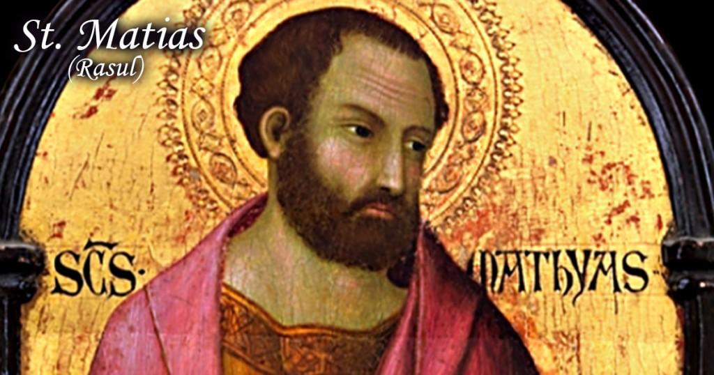 Santo Matias-Rasul