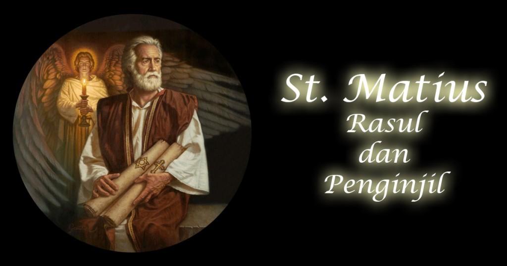 St Matius Rasul dan Penginjil