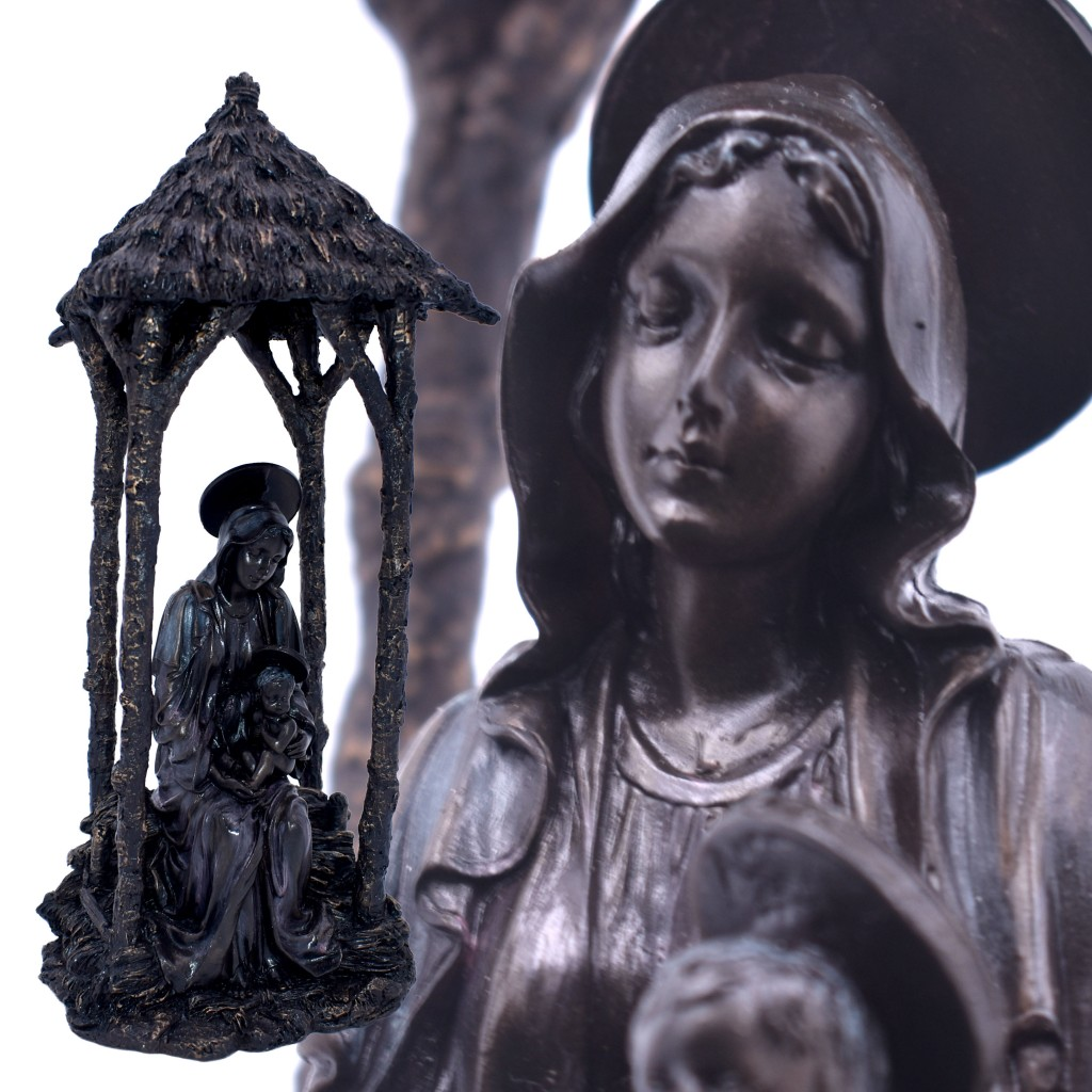 PT 079 - PATUNG BUNDA MARIA TAHTA KEBIJAKSANAAN