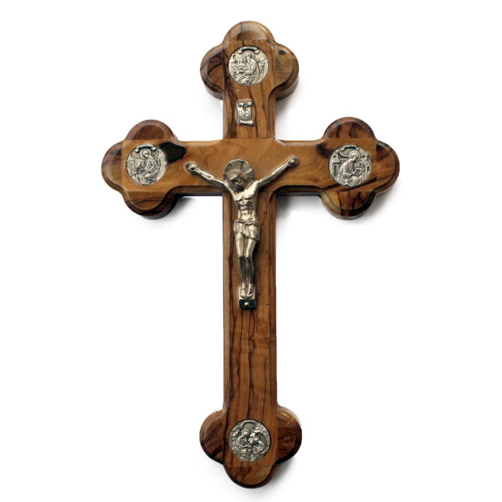 SG 006-Salib Gantung Besar Jerusalem dengan 4 penginjil