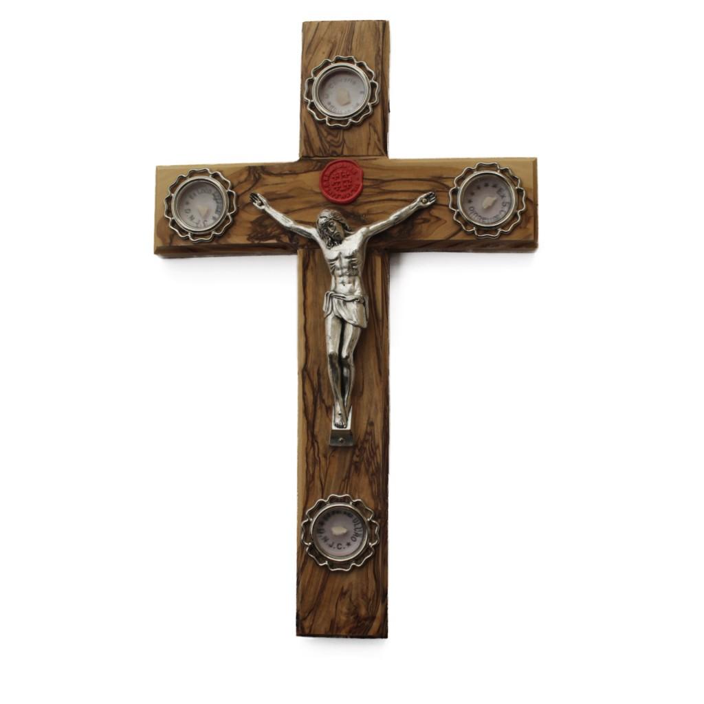 SG 009A-salib Besar Jerusalem+stempel original