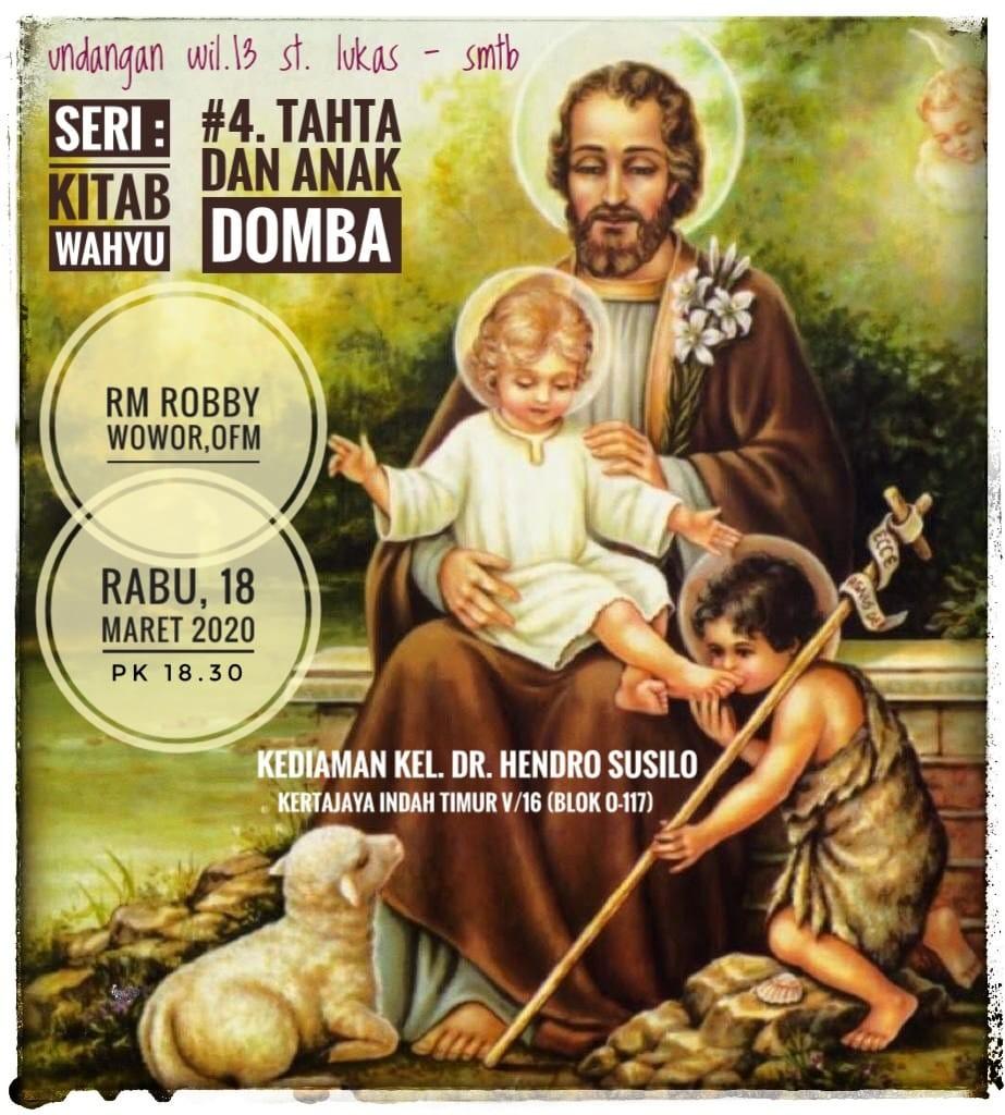 Seri Kitab Wahyu 3-4